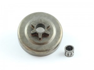 Clutch Drum with constant sprocket & bearing for PARTNER 351 CZPIL-0106