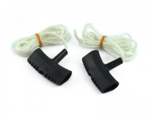 Starter Handle with rope 3mm x 2m for lawn mowers Z.AKC-0026 (2 PCS)