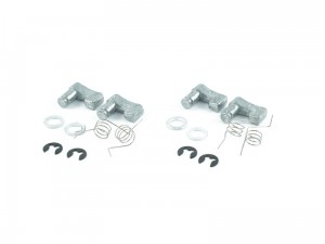 Starter Pawl Set metal T26 for Brushcutter (2 SET) Z.KOS-0064 (2 PCS)