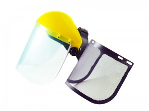 Face Shield with mesh & PCV T2 AKC-0107